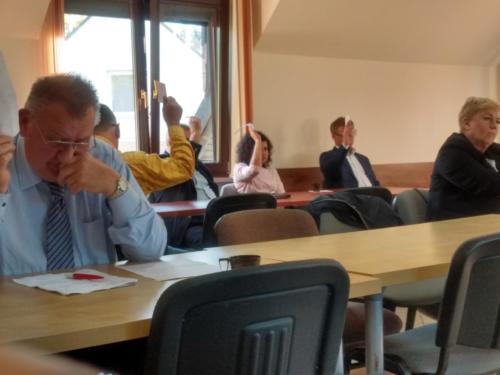 Sprawozdawczo-Wyborcze Walne Zgromadzenie Członków Cechu 20.05.2019